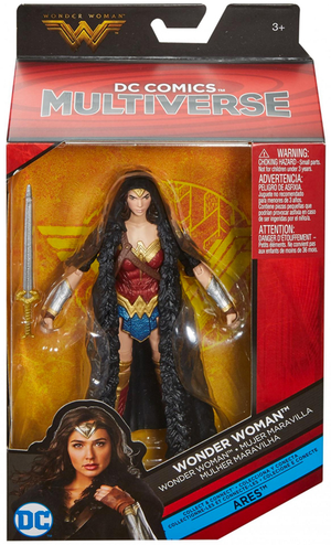 DC Multiverse Wonder Woman Movie Wonder Woman - Action Figure Warehouse Australia | Comic Collectables
