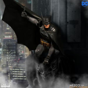 DC Mezco Batman Ascending Knight One:12 Action Figure - Action Figure Warehouse Australia | Comic Collectables