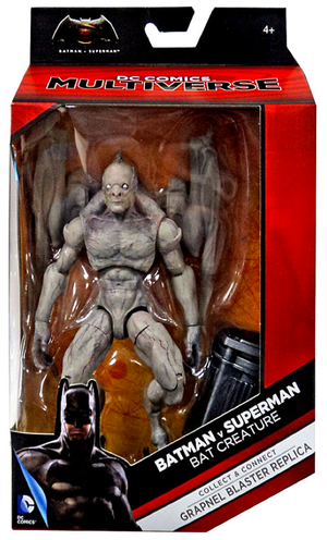 DC Multiverse Batman V Superman Bat Creature Action Figure - Action Figure Warehouse Australia | Comic Collectables