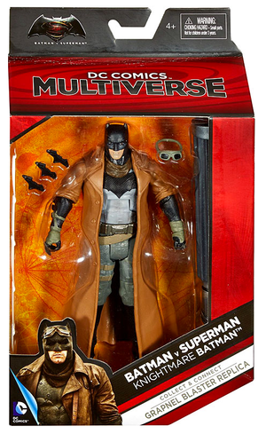 DC Multiverse Batman V Superman Knightmare Batman Action Figure - Action Figure Warehouse Australia | Comic Collectables