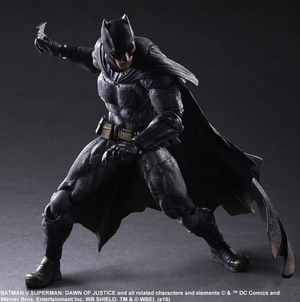 DC Square Enix Play Arts Kai Batman v Superman Batman Action Figure - Action Figure Warehouse Australia | Comic Collectables