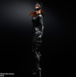 DC Square Enix Play Arts Kai Dark Knight Rises Catwoman Action Figure - Action Figure Warehouse Australia | Comic Collectables