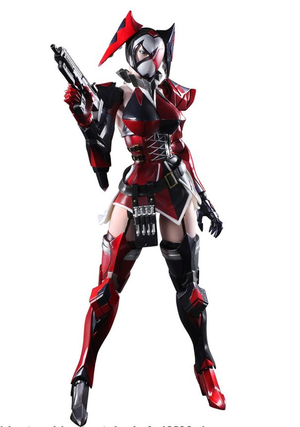 DC Square Enix Play Arts Kai Batman Harley Quinn Tetsuya Nomura Action Figure - Action Figure Warehouse Australia | Comic Collectables