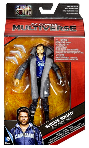 DC Multiverse Suicide Squad  Boomerang Action Figure - Action Figure Warehouse Australia | Comic Collectables