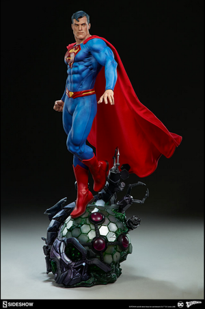 DC Sideshow Collectibles Superman Premium Format 1:4 Scale Statue Pre-Order - Action Figure Warehouse Australia | Comic Collectables