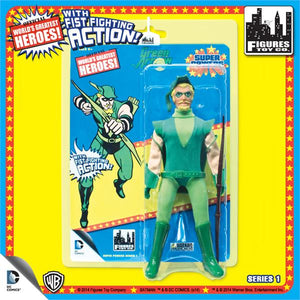 DC Retro Mego Kresge Style Super Powers Green Arrow Action Figure - Action Figure Warehouse Australia | Comic Collectables