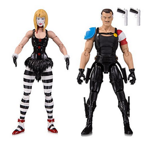 DC Watchmen Doomsday Clock - Comedian & Marionette 2-Pack Action Figure Pre-Order - Action Figure Warehouse Australia | Comic Collectables