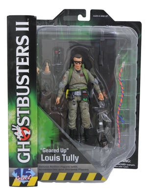 Ghostbusters 2 Diamond Select Louis Tully Series 6 Action Figure
