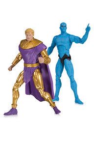 DC Watchmen Doomsday Clock - Dr Manhattan & Ozymandias 2-Pack Action Figure