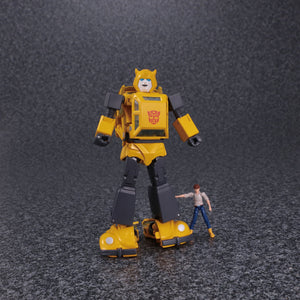 Transformers Takara MP-45 Masterpiece Bumblebee & Spike 2.0 Action Figure Pre-Order
