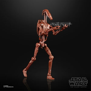 Star Wars Black Series AOTC Battle Droid Action Figure Pre-Order