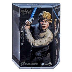 Star Wars Black Series HyperReal Luke Skywalker 8 Inch Action Figure Pre-Order