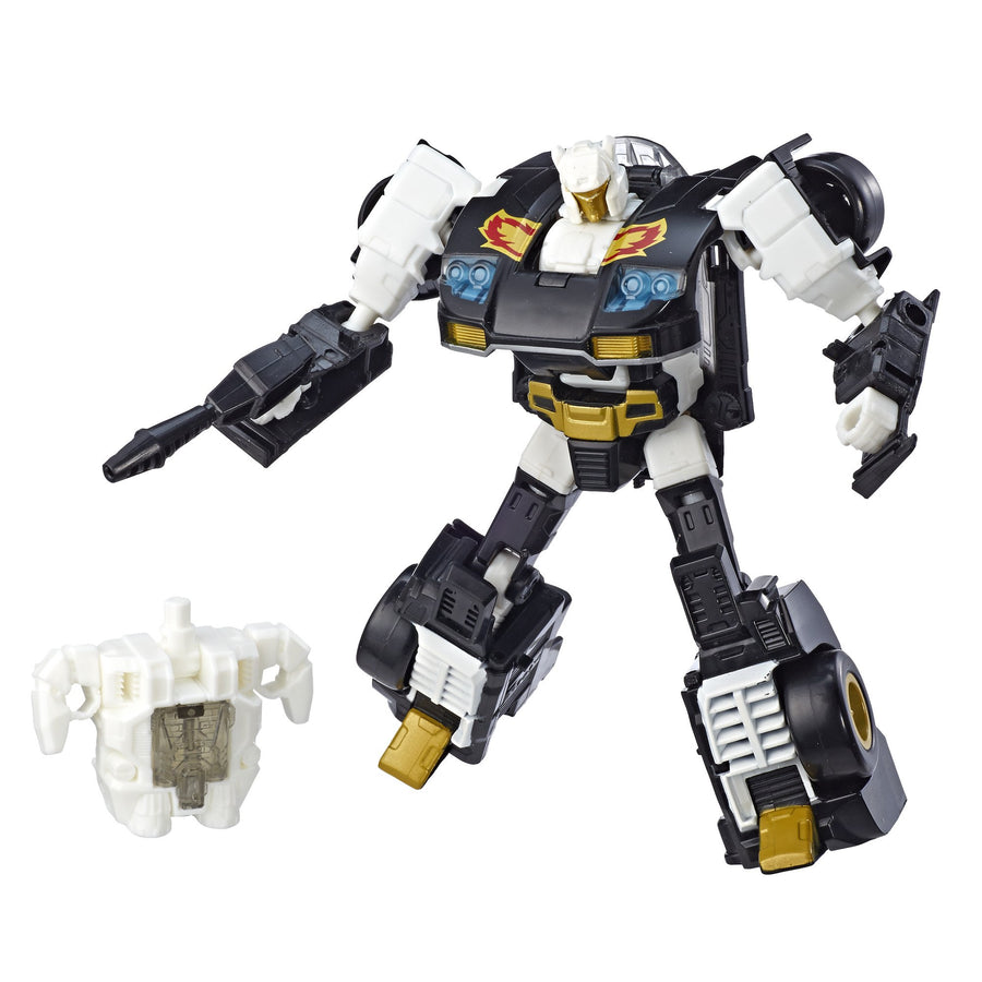 Transformers Generations Select Deluxe Ricochet Action Figure