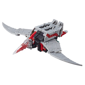 Transformers Generations Selects Deluxe Red Swoop Action Figure
