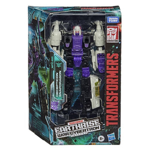 Transformers Earthrise War For Cybertron Voyager Snapdragon Action Figure