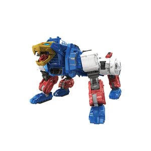 Transformers Earthrise War For Cybertron Commander Sky Lynx Action Figure