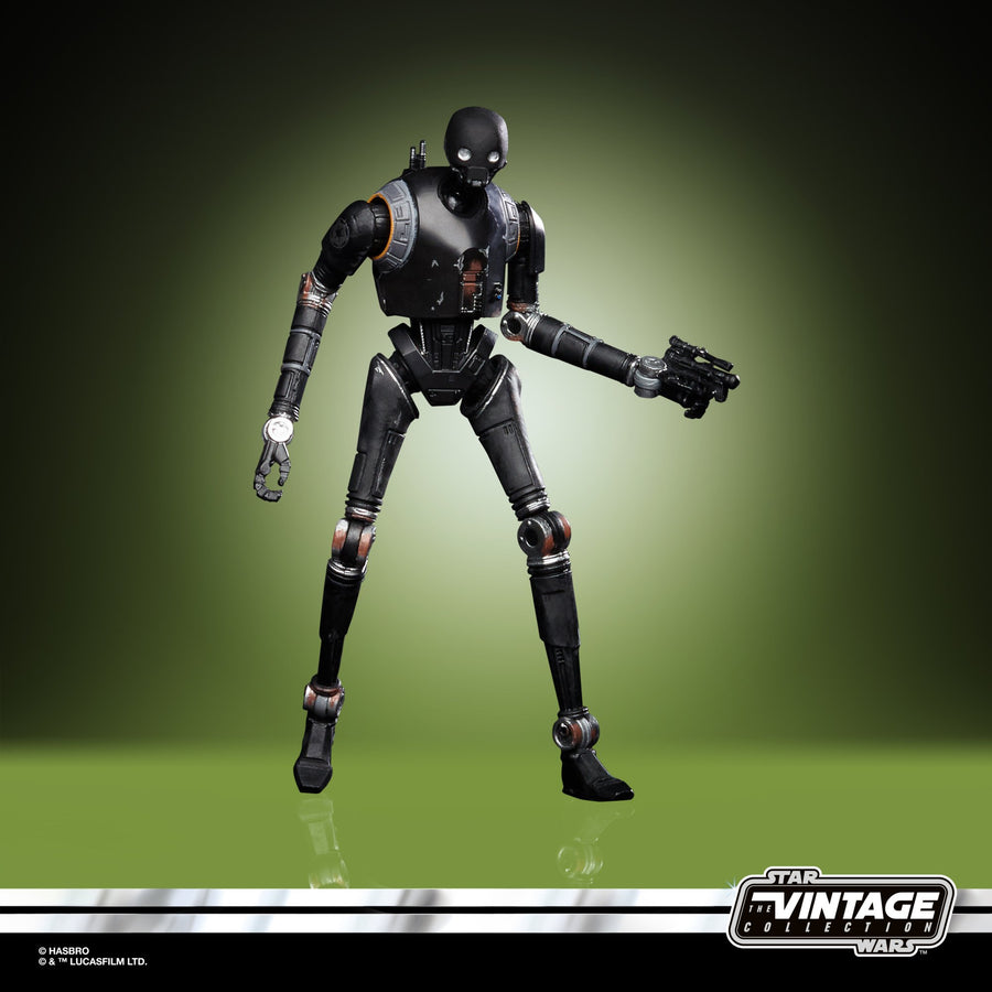 Star Wars The Vintage Collection K-2SO Action Figure Pre-Order