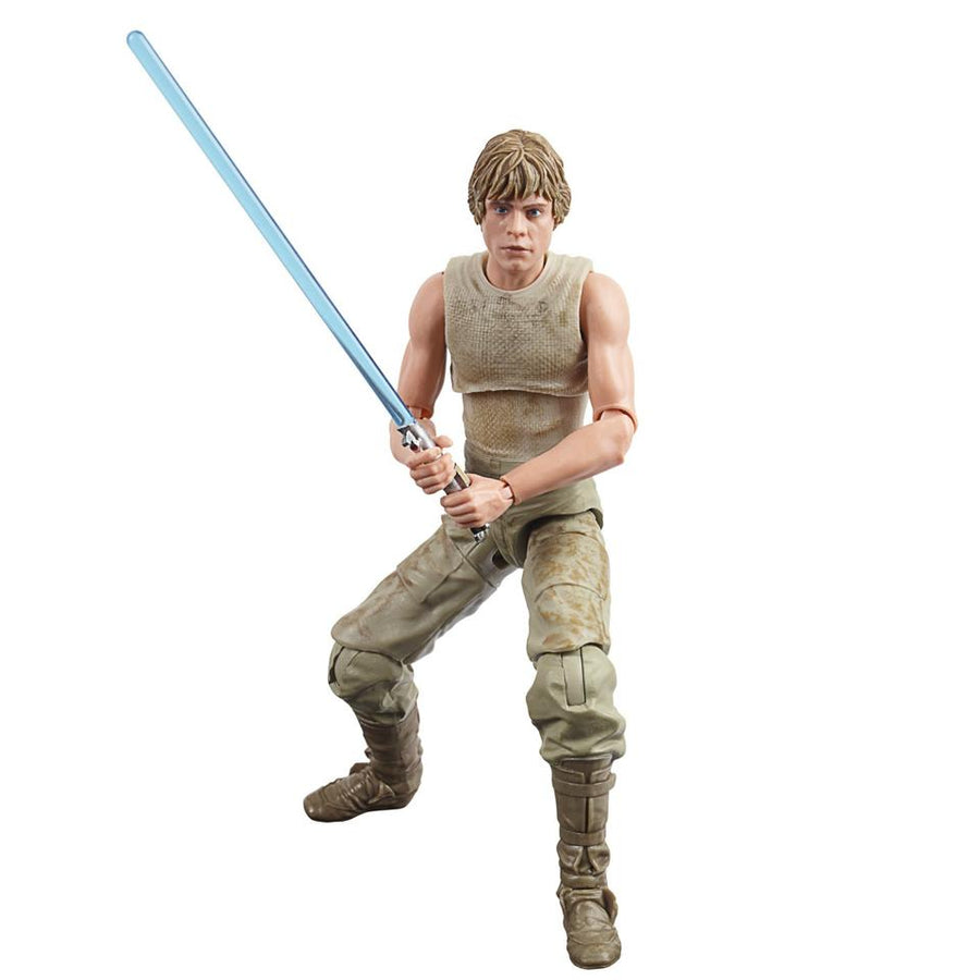 Star Wars Black Series 40th Anniversary Empire Strikes Back Luke Dagobah Action Figure Pre-Order