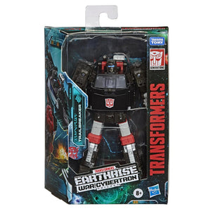 Transformers Earthrise War For Cybertron Deluxe Trailbreaker Action Figure Pre-Order