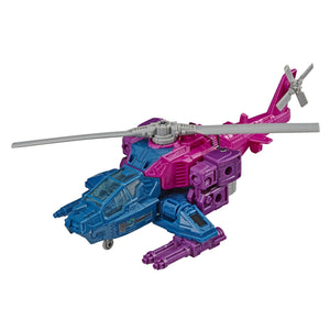 Transformers Siege War For Cybertron Deluxe Spinster Action Figure