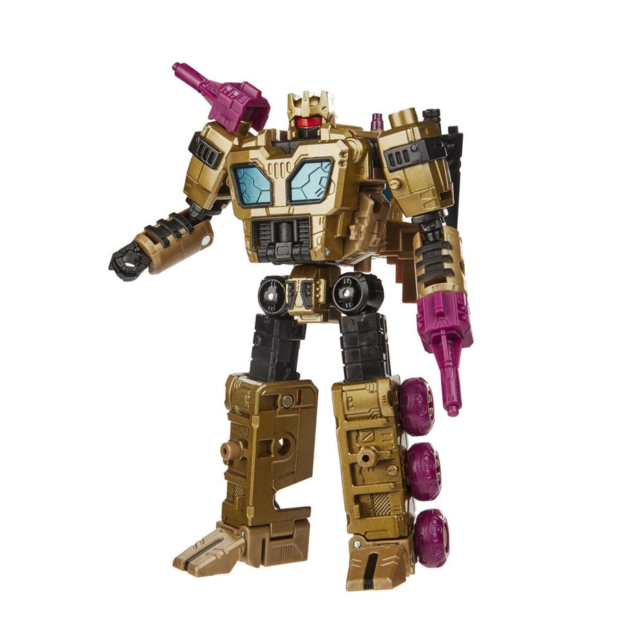 Transformers Generations Selects War For Cybertron Deluxe Black Roritchi Action Figure Pre-Order