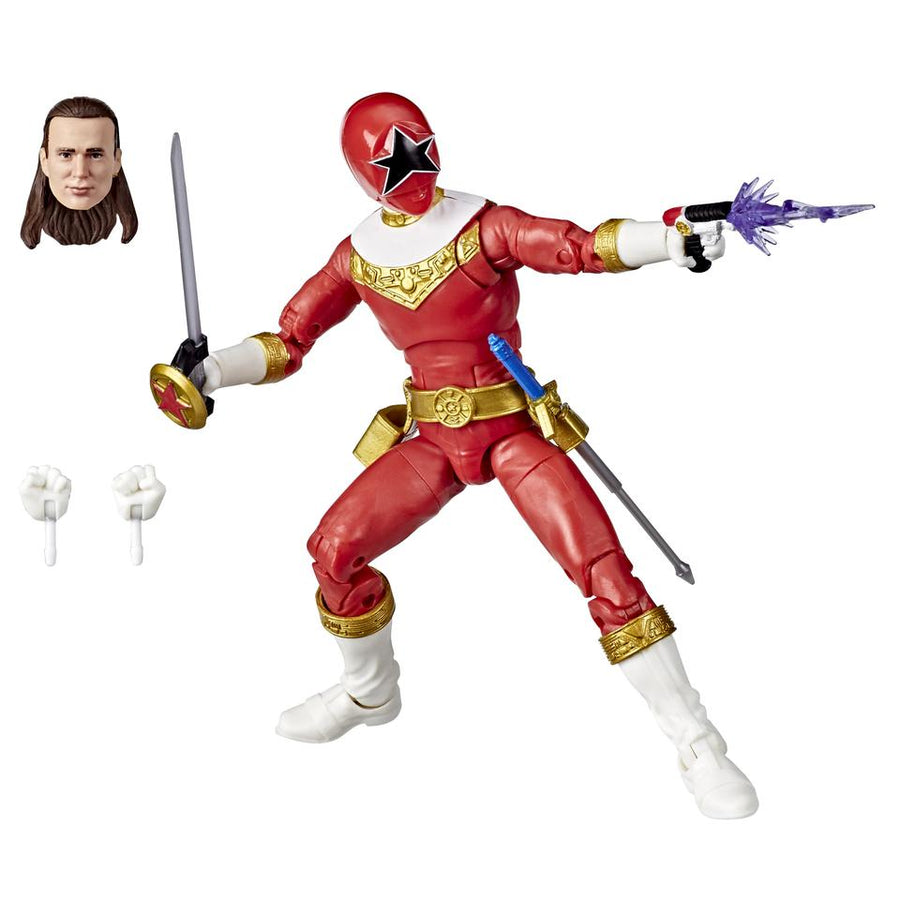 Power Rangers Lightning Collection Wave 6 Zeo Red Ranger Action Figure Pre-Order