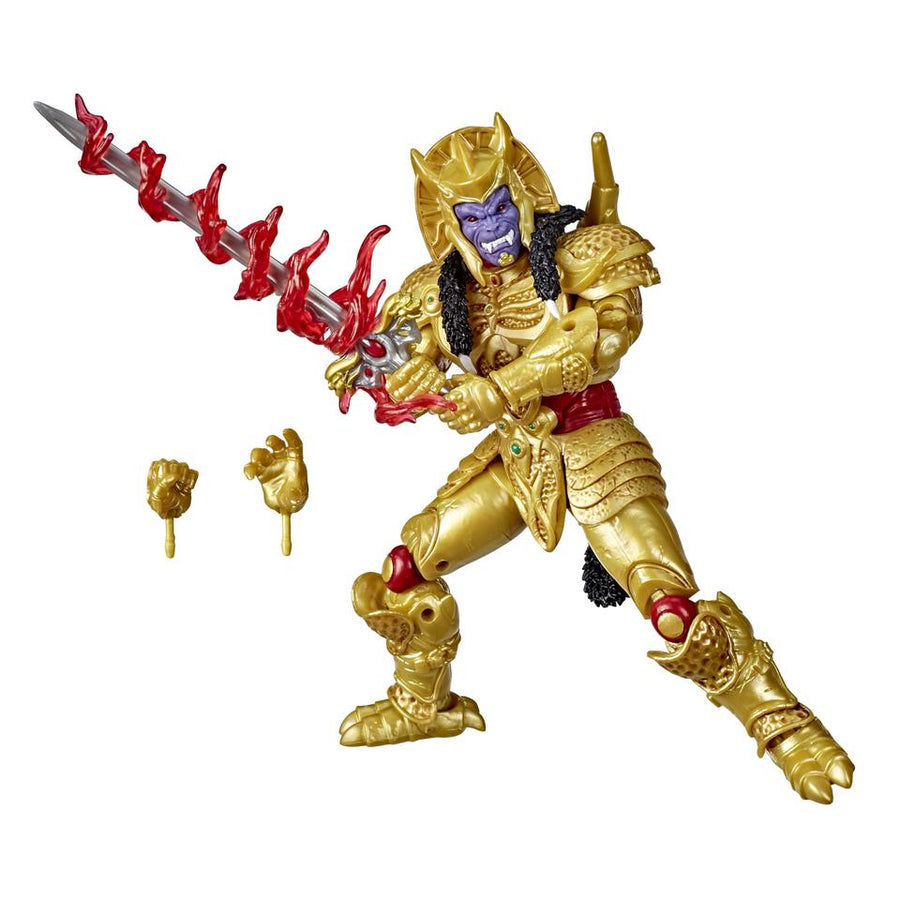 Power Rangers Lightning Collection Wave 6 Mighty Morphin Goldar Action Figure Pre-Order