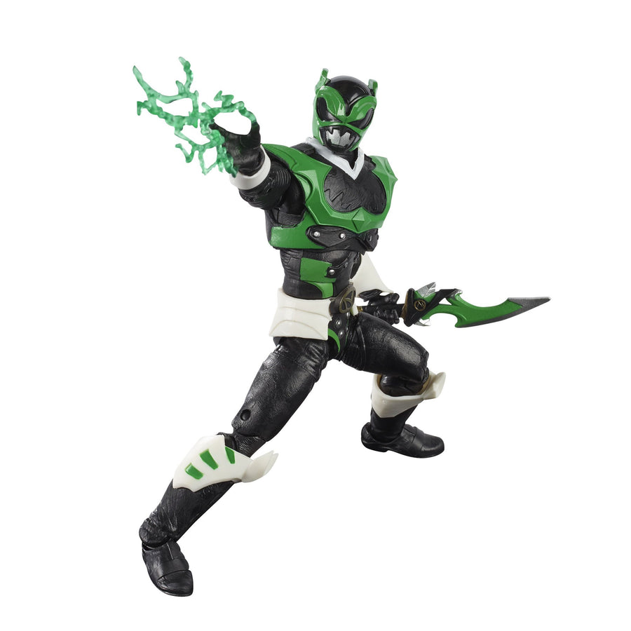Power Rangers Lightning Collection Exclusive In Space Psycho Green Ranger Action Figure