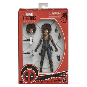 Marvel Legends X-Men Fox Series Domino Action Figure