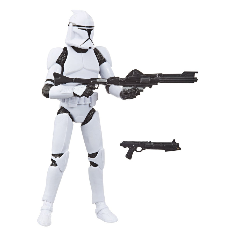 Star Wars The Vintage Collection AOTC Clone Trooper Action Figure
