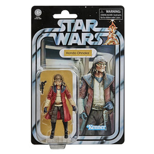 Star Wars The Vintage Collection Clone Wars Hondo Ohnaka Action Figure Pre-Order