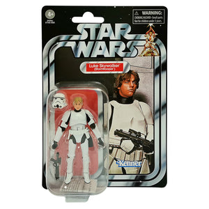 Star Wars The Vintage Collection Luke Skywalker Stormtrooper Action Figure