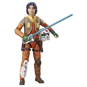 Star Wars Black Series Rebels Ezra Bridger Action Figure Pre-Order