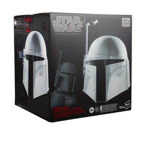 Star Wars Black Series Prototype Boba Fett Electronic Helmet 1:1 Scale Prop Replica Pre-Order
