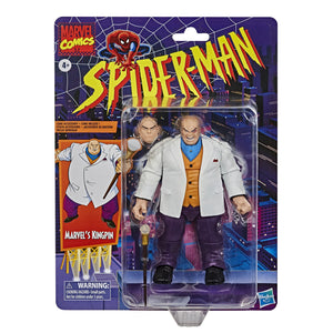 Marvel Legends Vintage Spider-Man Collection Exclusive Kingpin Action Figure