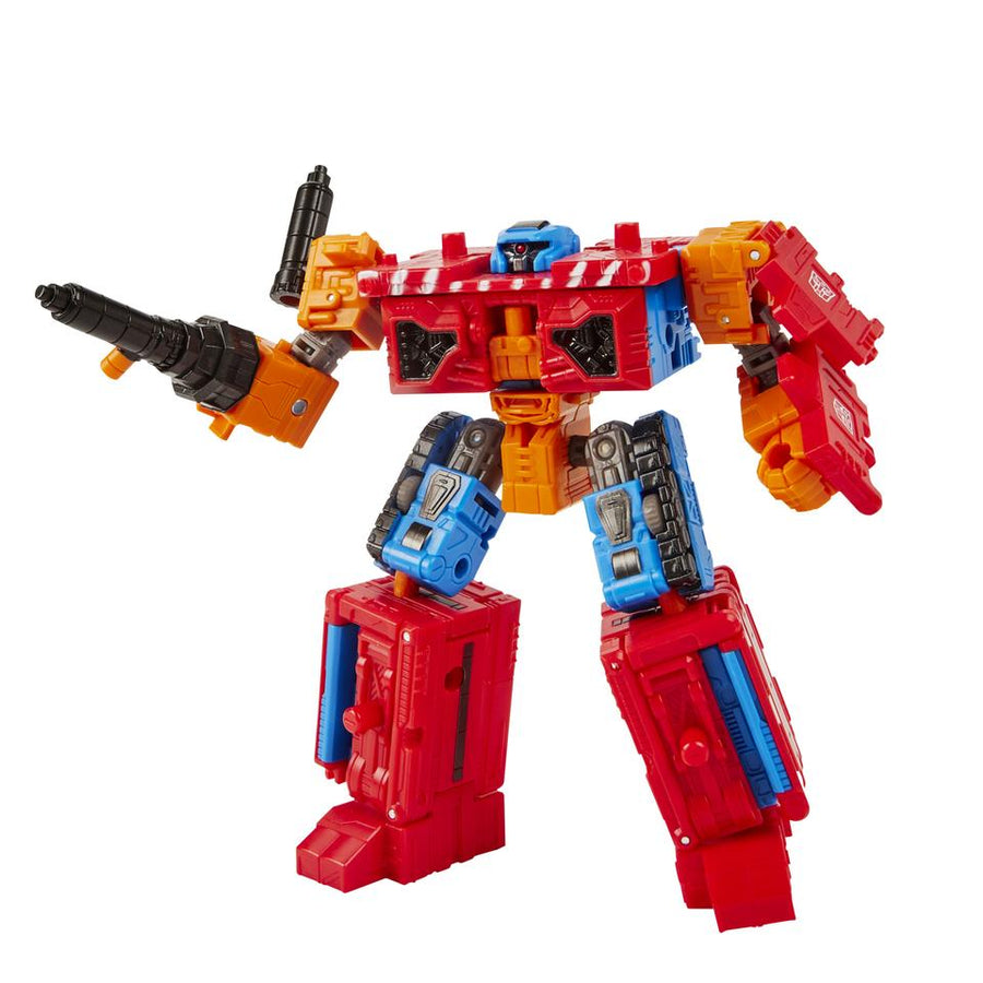 Transformers Generations Selects War For Cybertron Deluxe Hothouse Action Figure