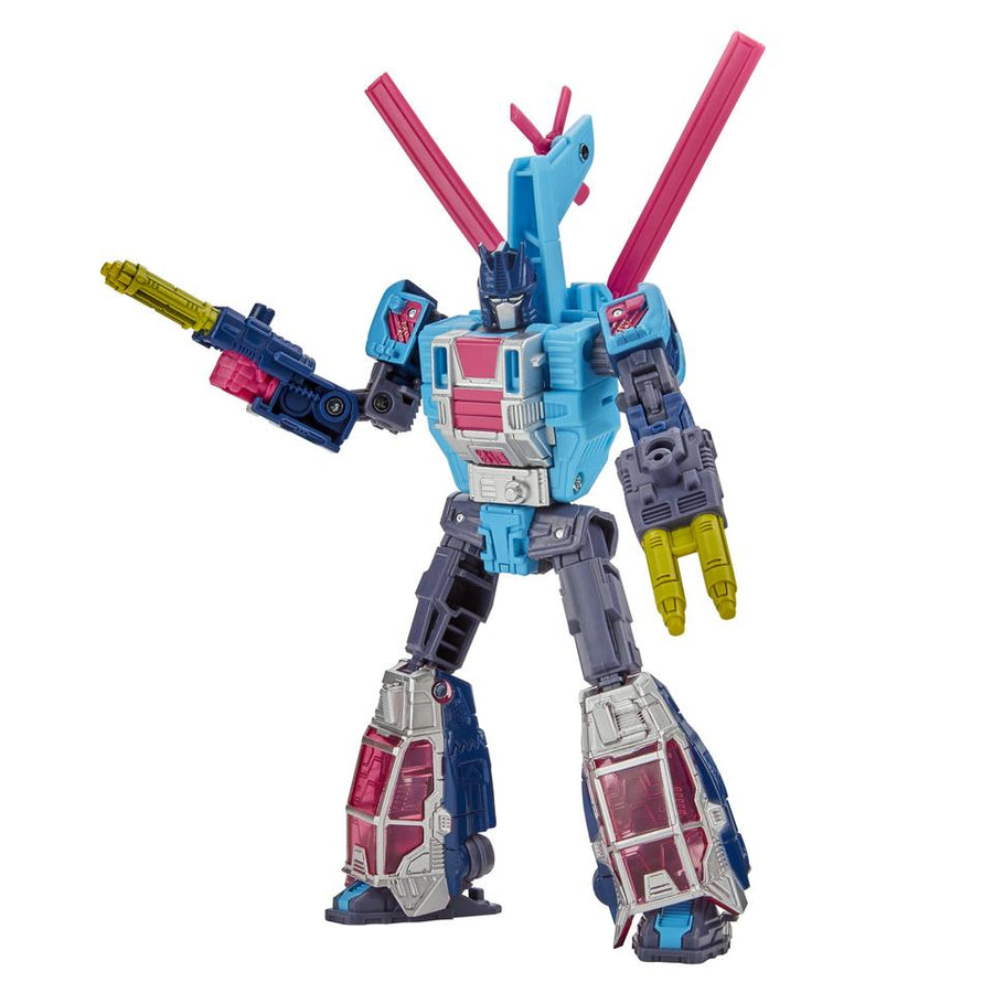 Transformers Generations Selects War For Cybertron Deluxe Rotorstorm Action Figure Pre-Order