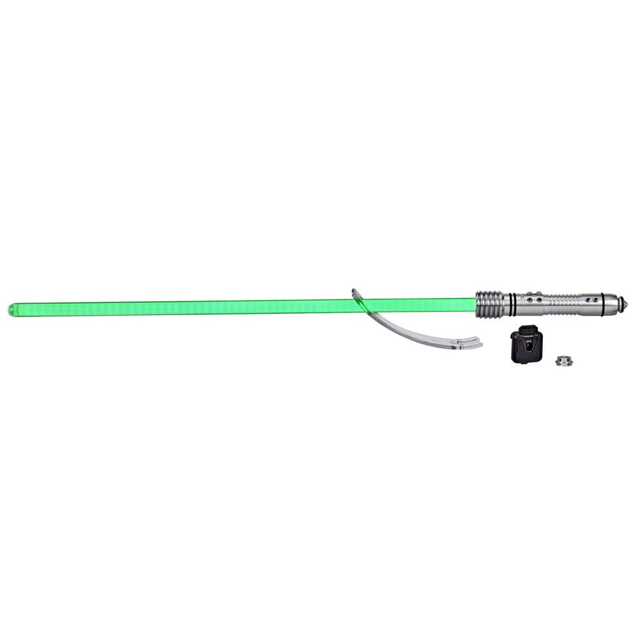 Star Wars Black Series Force Fx Deluxe Lightsaber Kit Fisto
