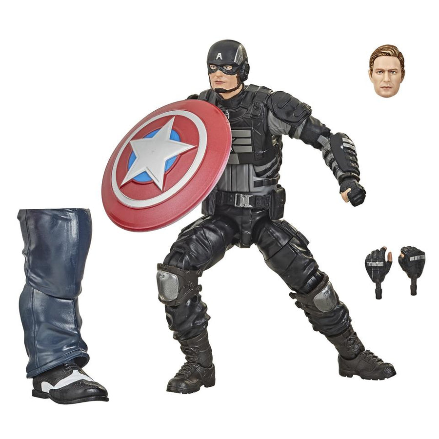 Marvel Legends Avengers Gameverse Series 2 Captain America Action Figure Pre-Order