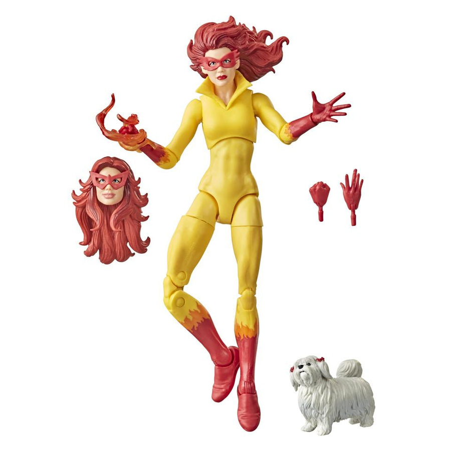 Marvel Legends Series Exclusive Firestar Action Figure Pre-Order