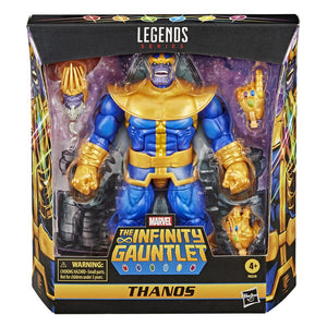 Marvel Legends Infinity Gauntlet Deluxe Thanos Action Figure Pre-Order