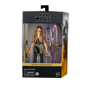 Star Wars Black Series Deluxe Jar Jar Binks Action Figure Pre-Order