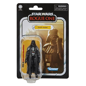 Star Wars The Vintage Collection Rogue One Darth Vader Action Figure Pre-Order