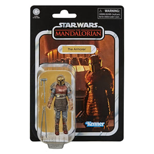 Star Wars The Vintage Collection The Armorer Action Figure Pre-Order