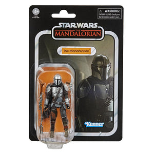 Star Wars The Vintage Collection The Mandalorian Beskar Action Figure Pre-Order