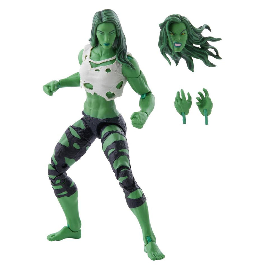 Marvel Legends Series Exclusive She-Hulk Action Figure Pre-Order
