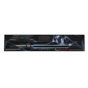 Star Wars Black Series Force FX The Mandalorian Darksaber 1:1 Scale Prop Replica Pre-Order