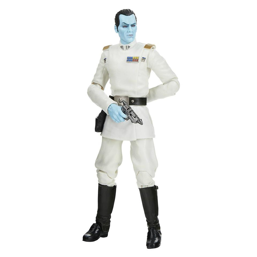 Star Wars Black Series Archive Grand Admiral Thrawn Action Figure Pre-Order