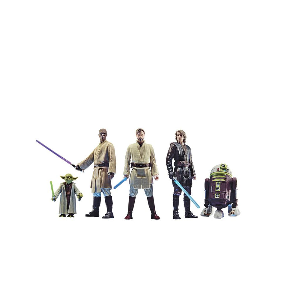 Star Wars Celebrate The Saga Jedi Order Action Figure 5 Pack 3.75 Inch Pre-Order