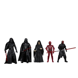Star Wars Celebrate The Saga Sith Action Figure 5 Pack 3.75 Inch Pre-Order